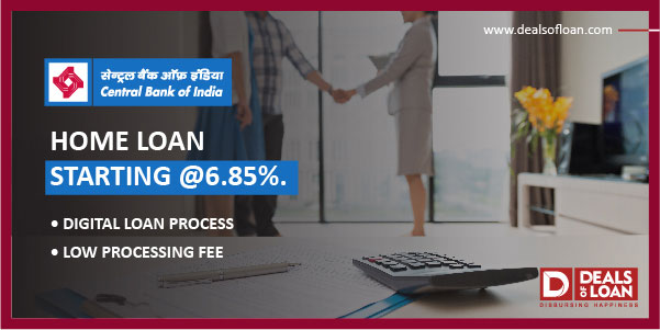 Central Bank of India Home Loan 2021: Interest Rate, Eligibility, Apply Online Now.
