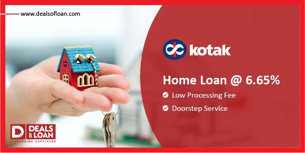 Kotak Home Loan 2021: Interest Rate, Eligibility, Apply Online Now.