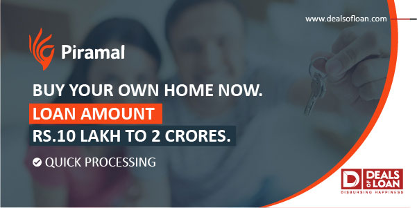 Piramal Capital & Housing Loan 2021: Interest Rate, Eligibility, Apply Online Now.