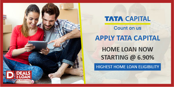 Tata Capital Home Loan 2021: Interest Rate, Eligibility, Apply Online Now.