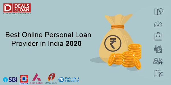 Best Online Personal Loan Providers in India at 2020.