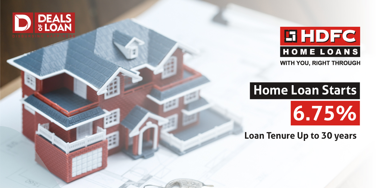 HDFC Home Loan 2021: Interest Rate, Eligibility, Apply Online Now.