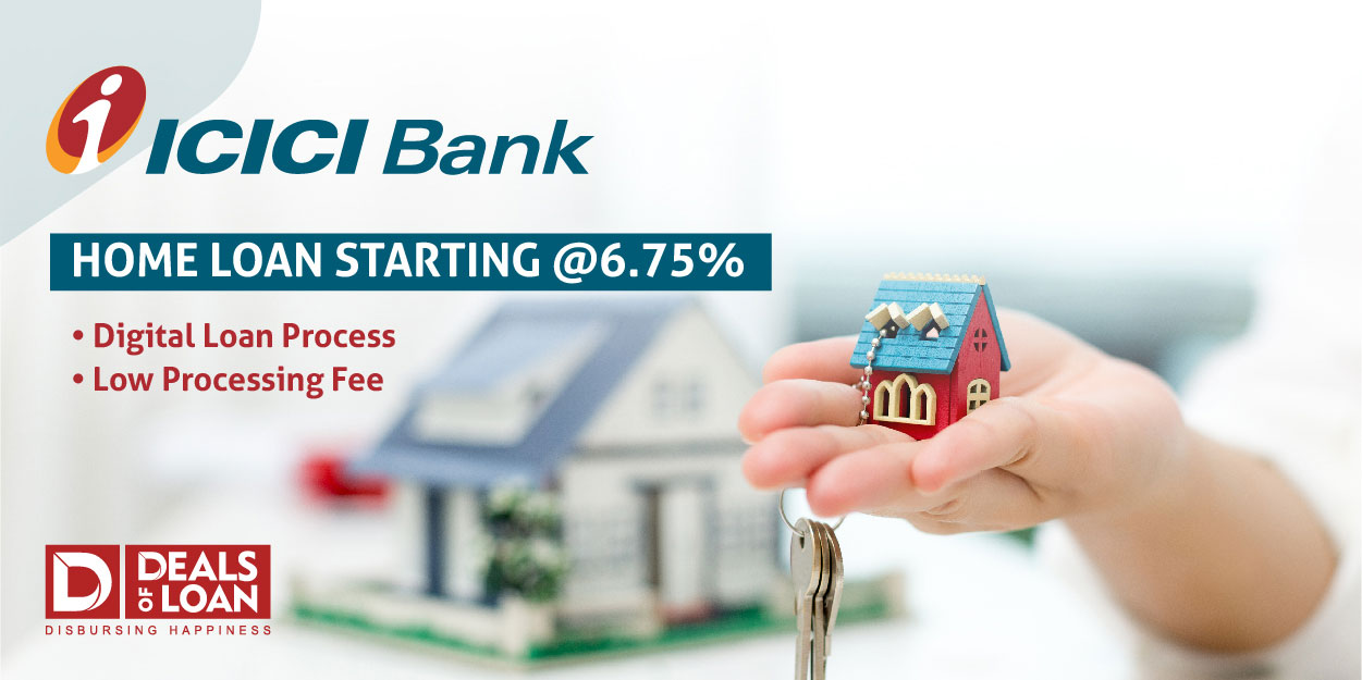 ICICI Home Loan - Interest Rate 2021, Apply Online, Check Eligibility Now.